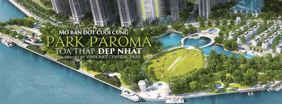 mat bang park4 vinhomes central park 3