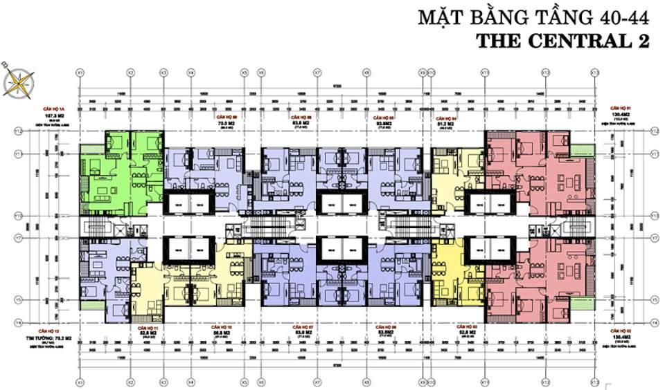 mat bang vinhomes central park central2 6