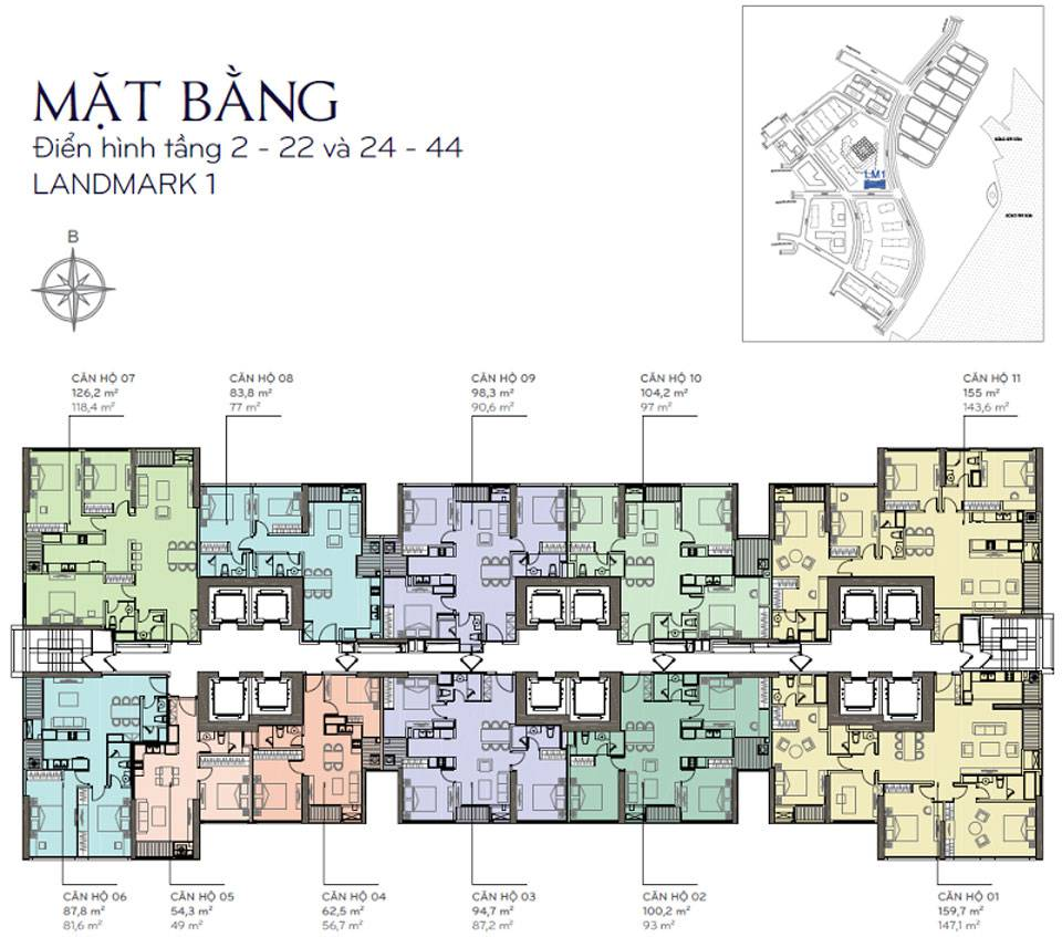 mat bang vinhomes central park landmark1 1