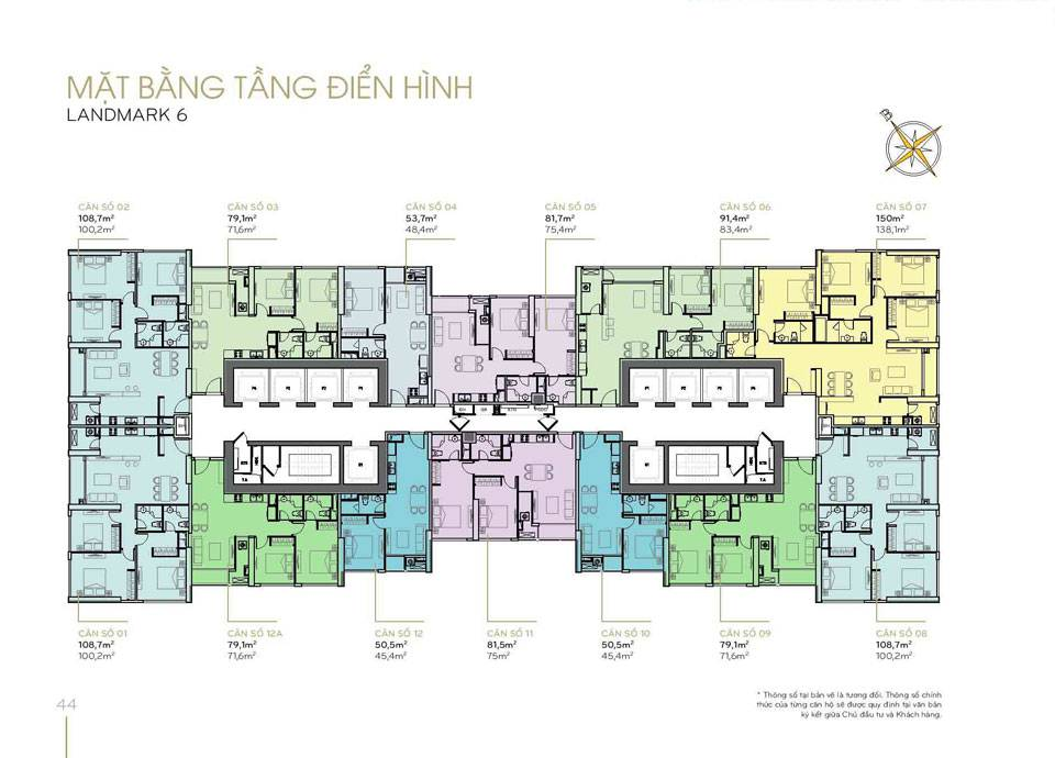 mat bang vinhomes central park landmark6 1