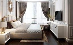 thuê căn hộ Vinhomes 3 phòng ngủ
