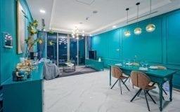 thuê căn hộ vinhomes landmark 81 2 phòng ngủ