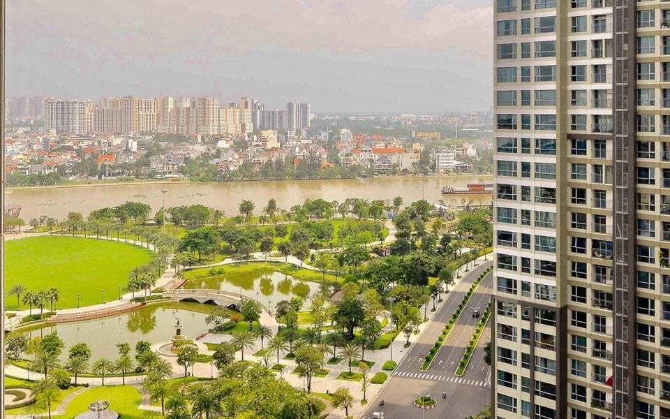 Thuê Vinhomes Central Park ngắn hạn theo ngày- Sixhomes.vn