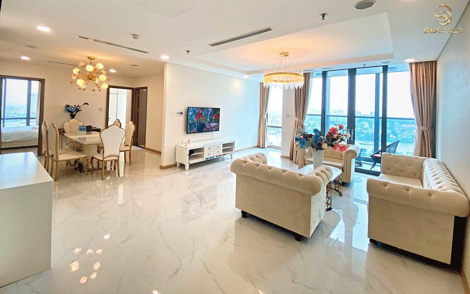 thuê căn hộ dịch vụ ngắn hạn vinhomes theo ngày