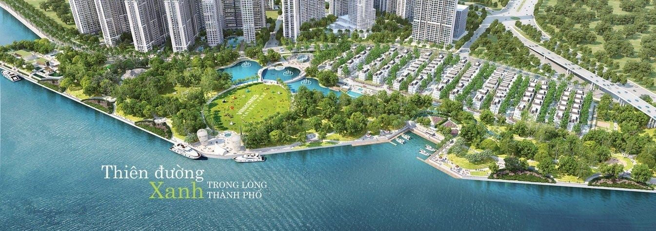 vinhomes central park thien duong xanh trong long thanh pho
