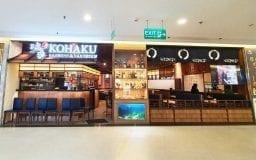 Nhà hàng Kohaku Nhật Bản tại Vincom Landmark 81