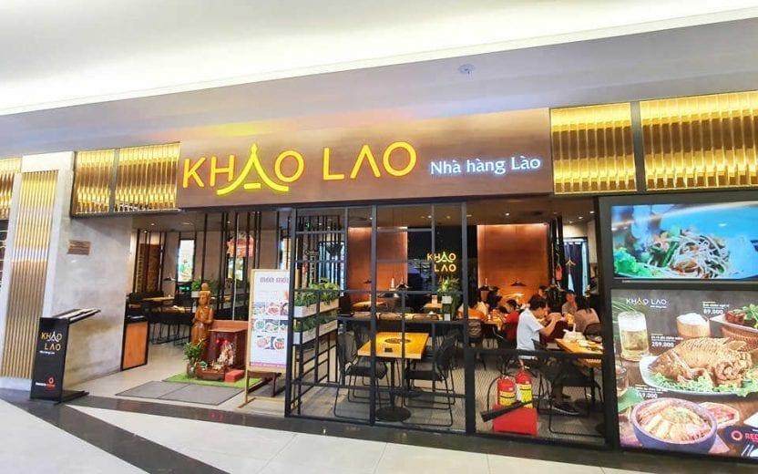 Nhà hàng Lào với các món ăn đặc trưng, vị đậm đà