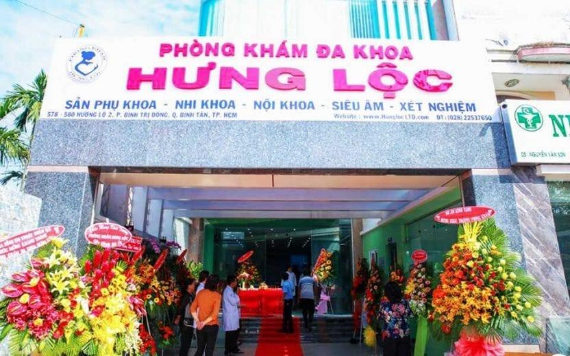 Phòng khám Đa khoa Hưng Lộc
