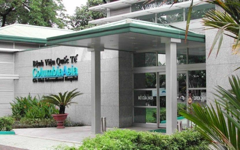 Bệnh Viện Quốc Tế Columbia Asia Gia Định