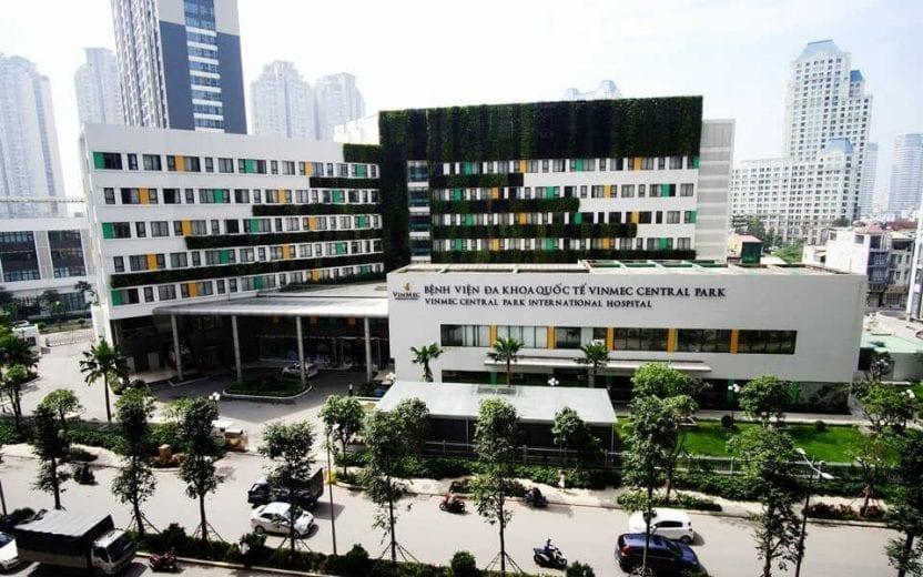 Bệnh Viện Đa Khoa Quốc Tế Vinmec Vinhomes Central Park