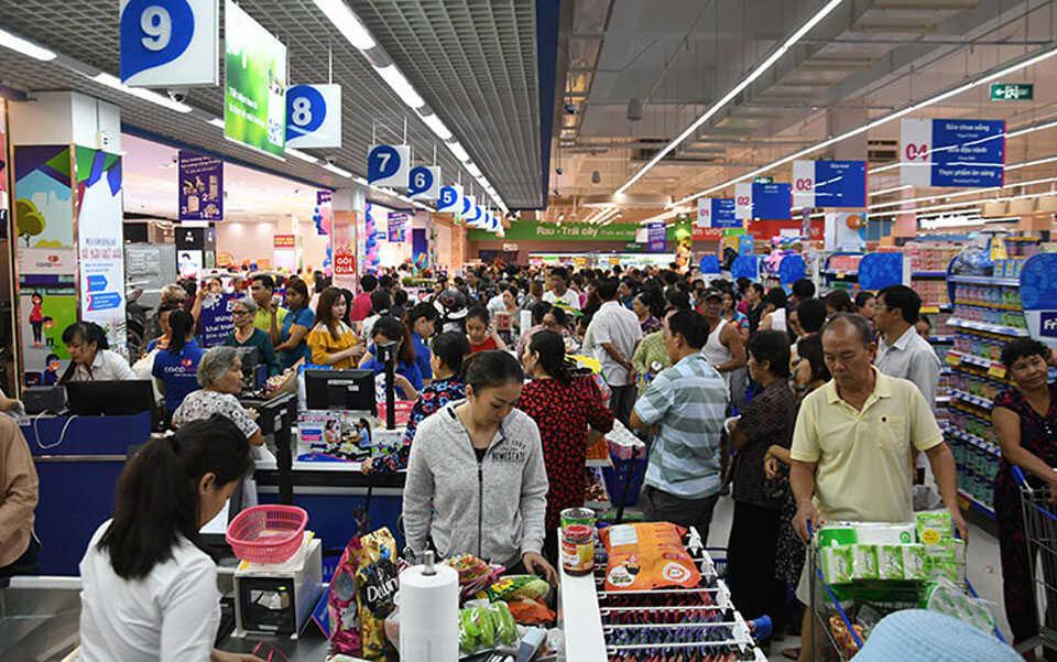 Một siêu thị tại Bình Thạnh