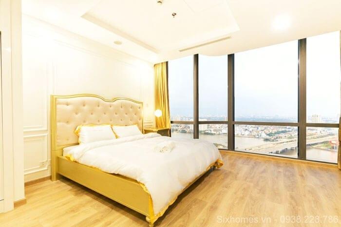 Thuê căn hộ Vinhomes Landmark 81 ngắn hạn theo ngày, tháng, năm