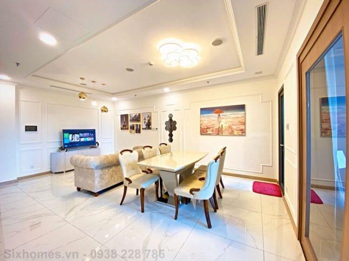 Thuê căn hộ Landmark 81 ngắn hạn theo ngày, tháng, năm